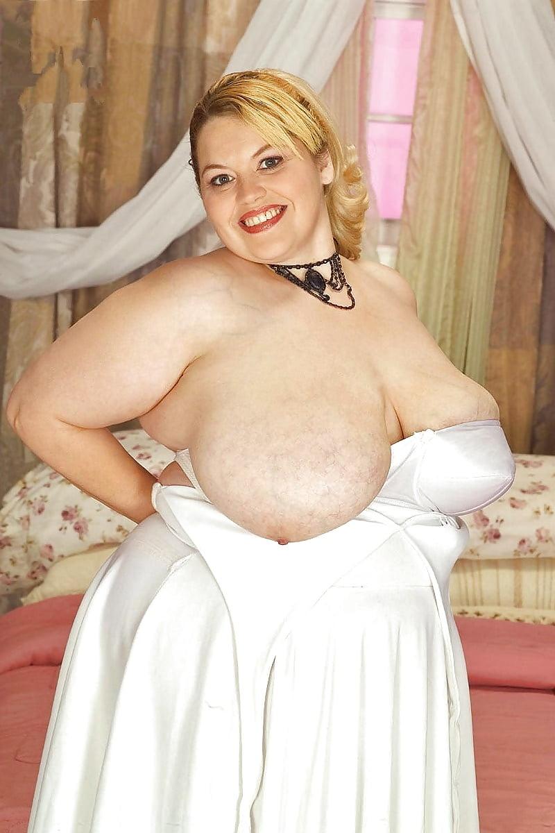 Фото голых толстых невест — 14