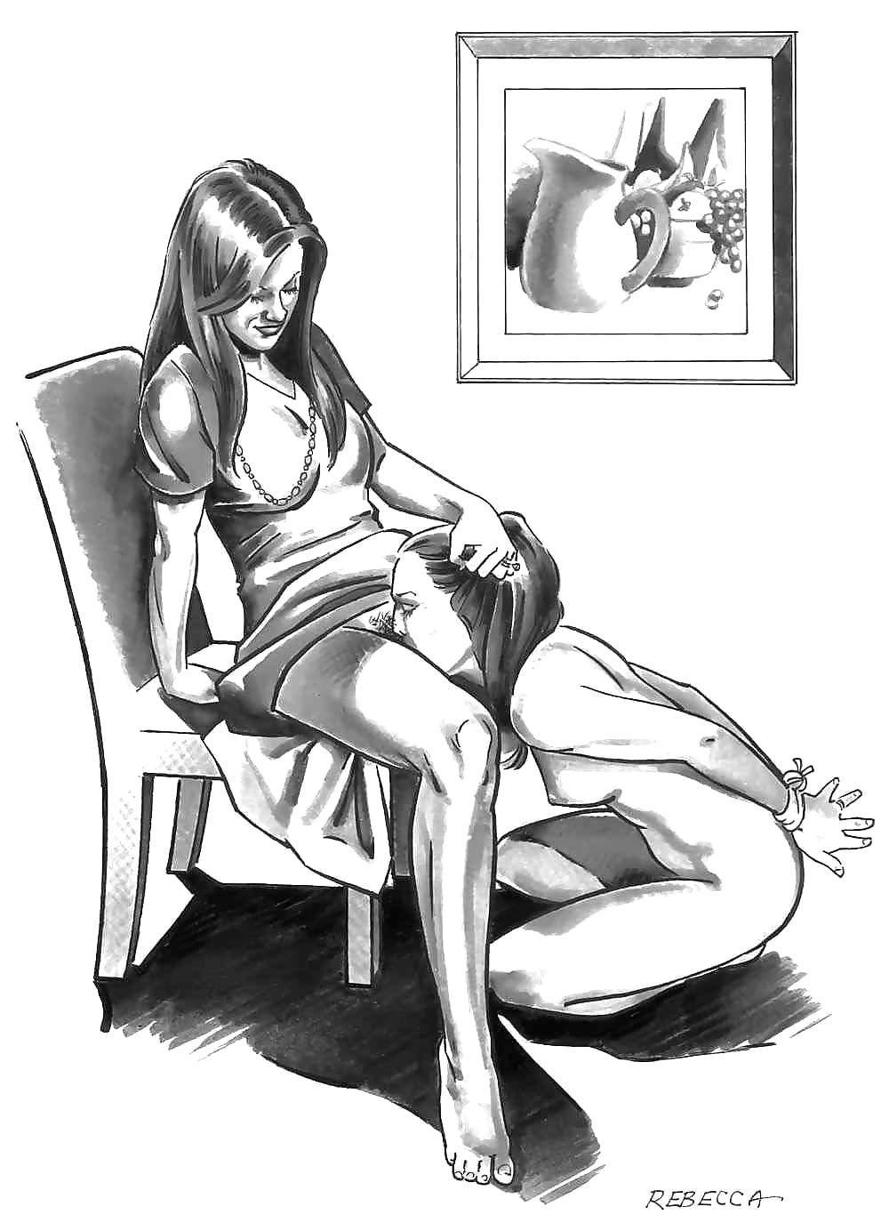 Энн рейтинге пошлые рисованные картинки про кунилингус попки трусиках
