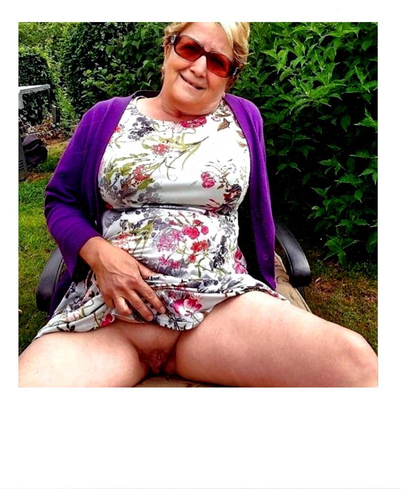 Who wants to fuck grandma? - 50 Pics