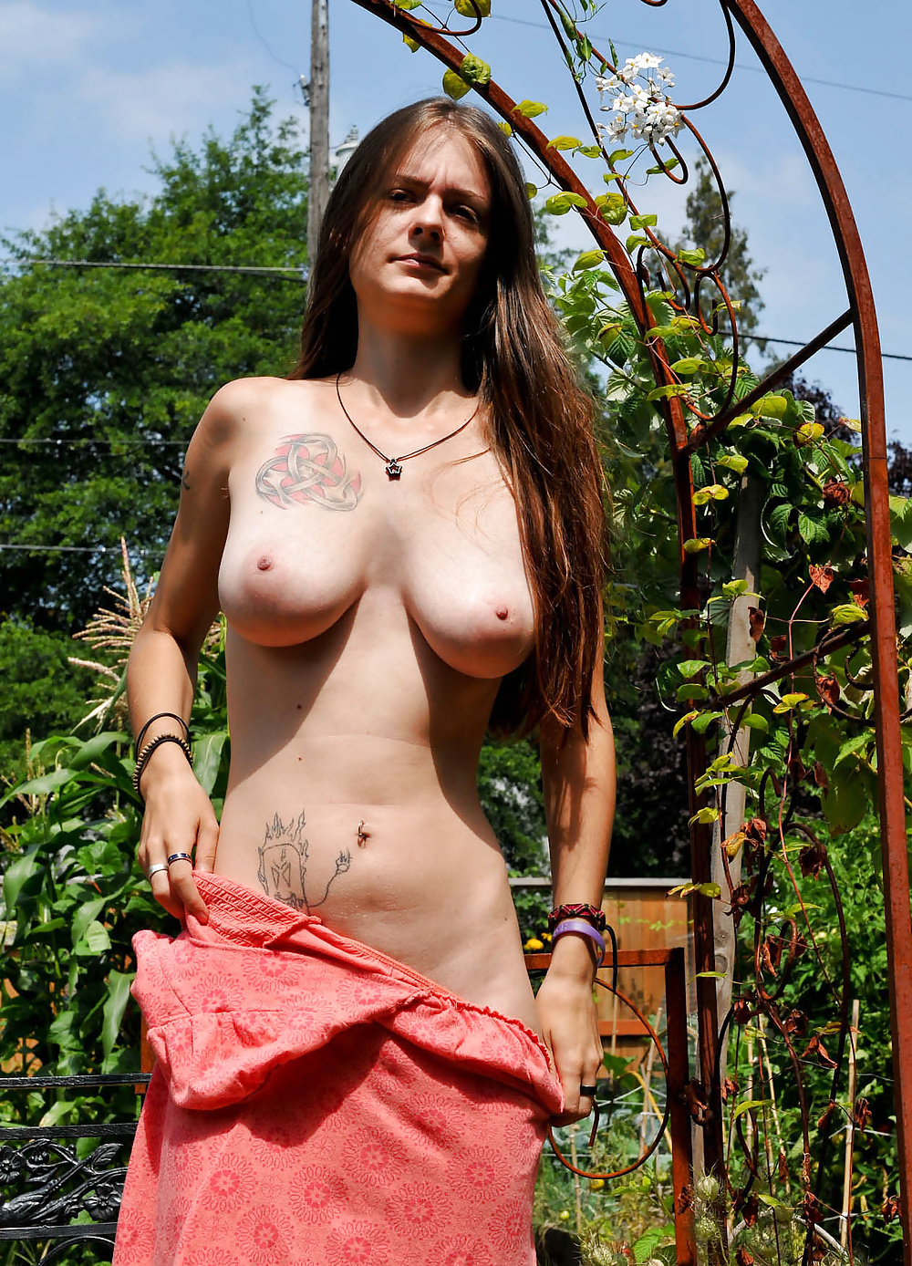 Hot hippie women nude #2