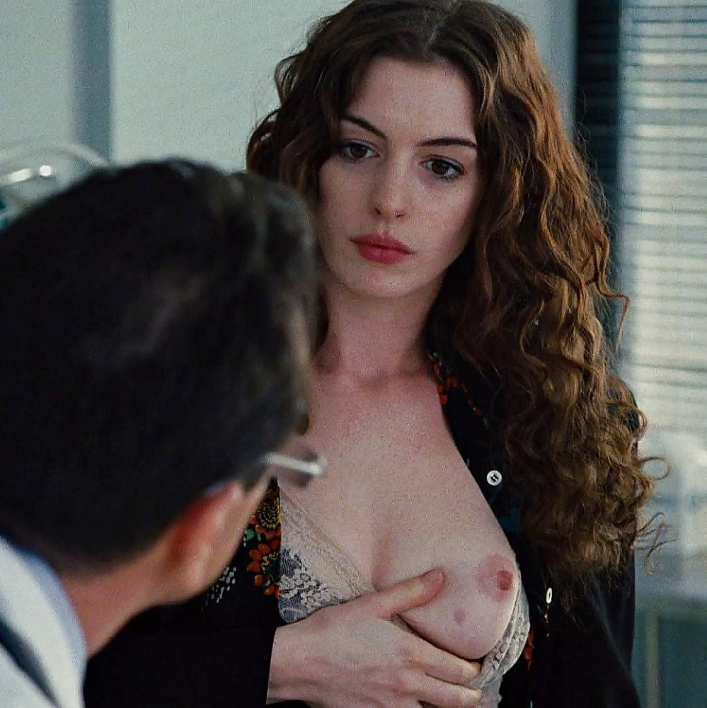 Anne hathaway nude headshots and handjob audition tape the fappening