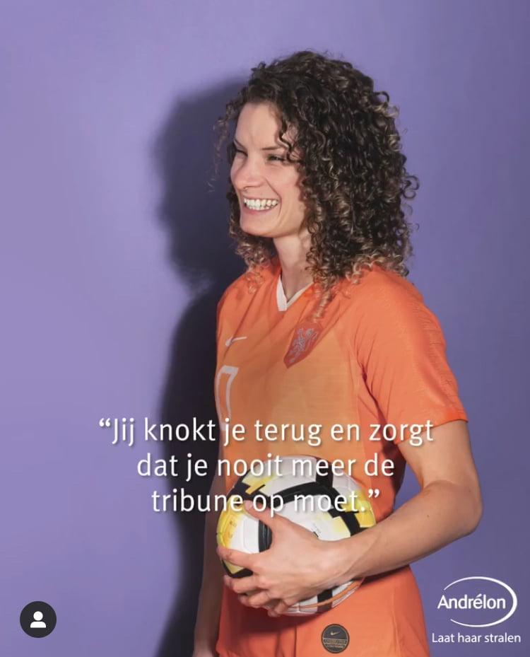 Dominique Janssen- 20 Pics