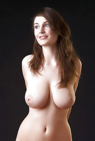 naturals Big breasted