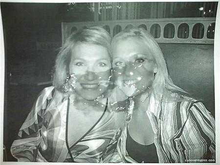 Mom & daughter's friend