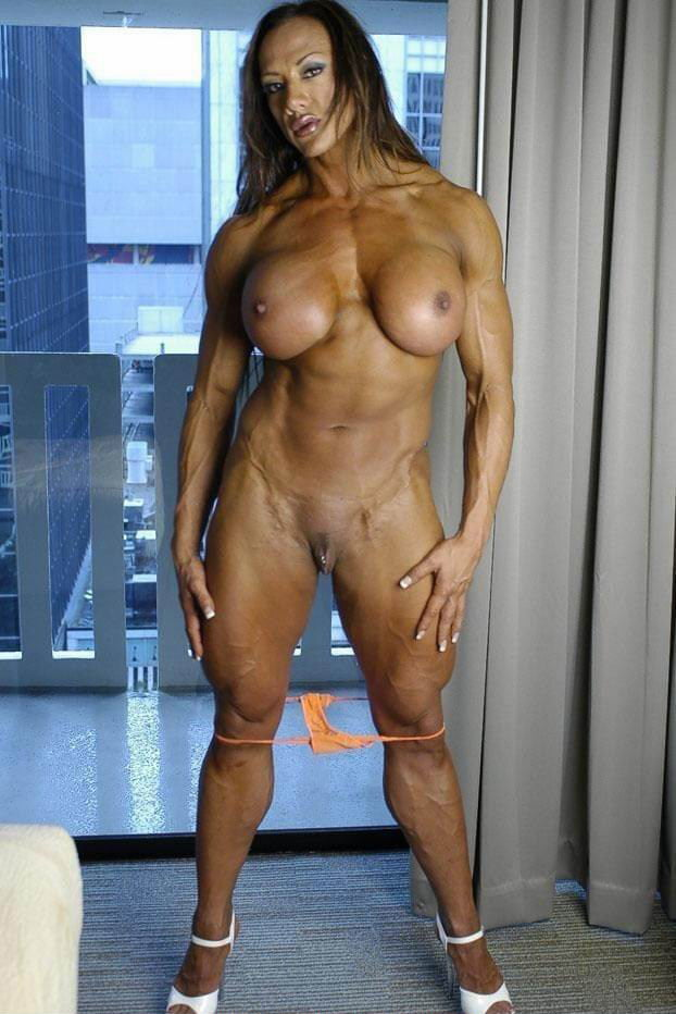 Nude muscle babes big dick #11