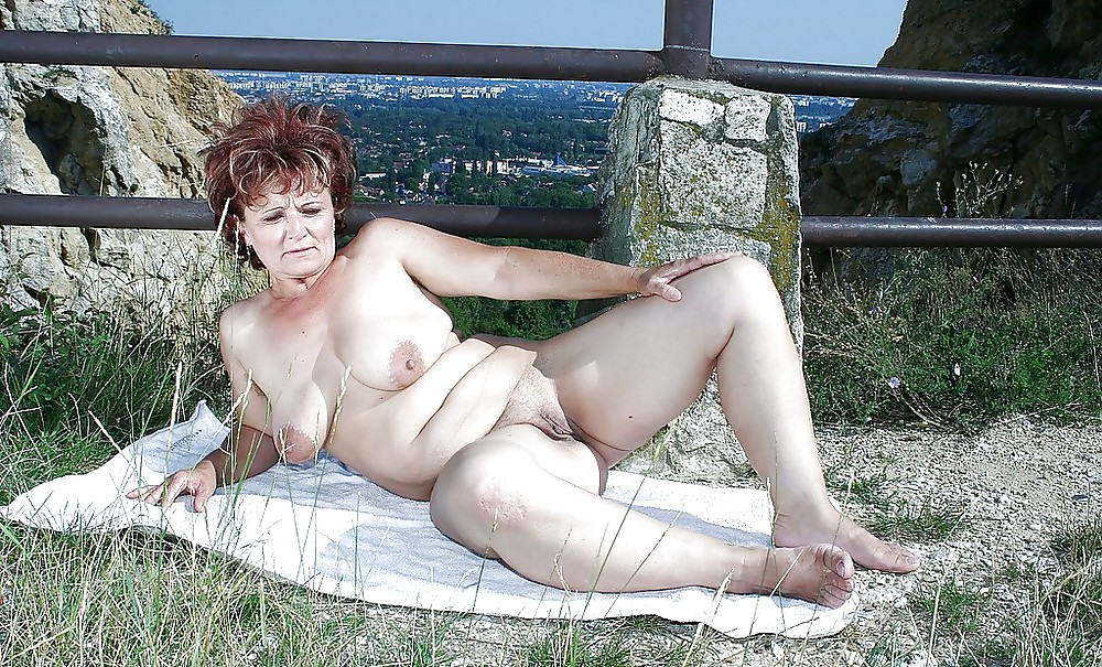Download photo granny outdoor anal sex