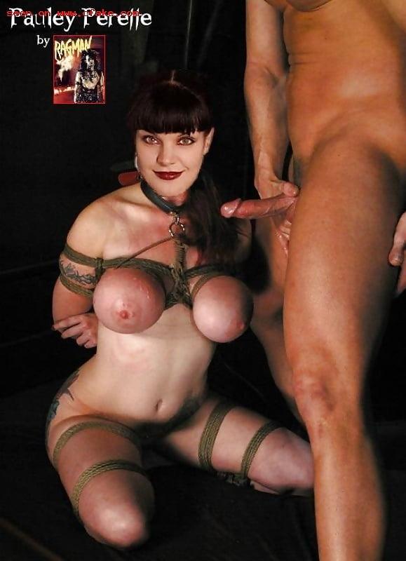 Pauley perrette sex scene