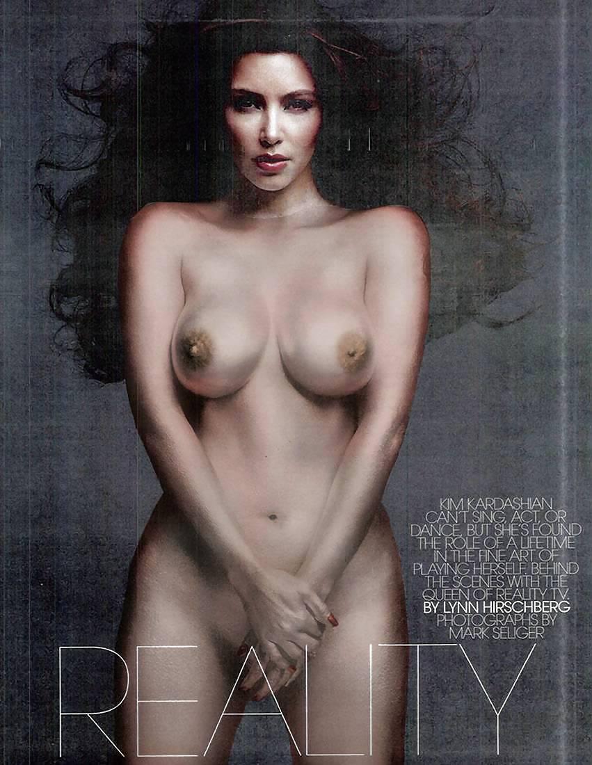 New Nude Photos Kim Kardashian - 18 Pics - Xhamstercom