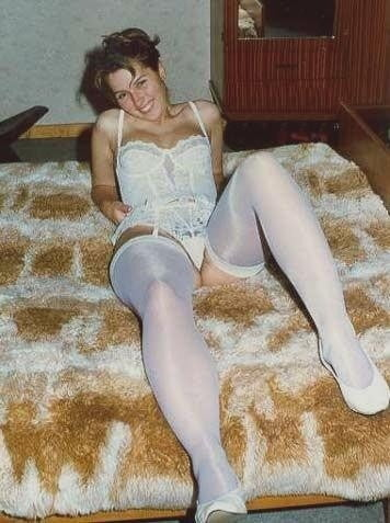 Vintage hairy nudes