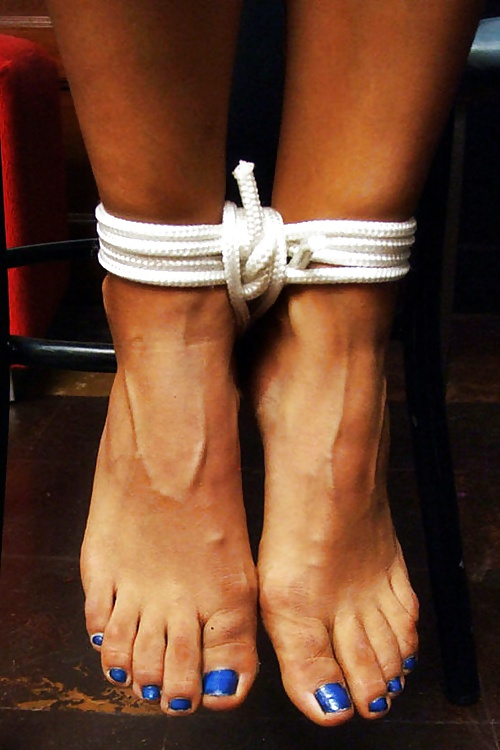 bondage Latinas in