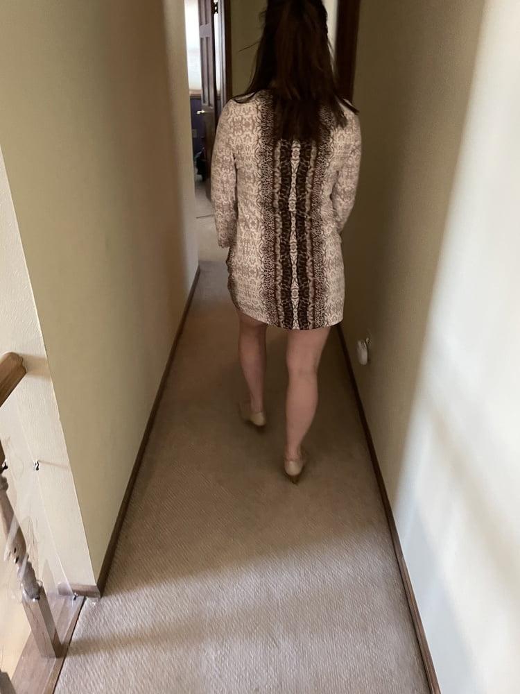 Sexy mom upskirt and ass - 37 Pics