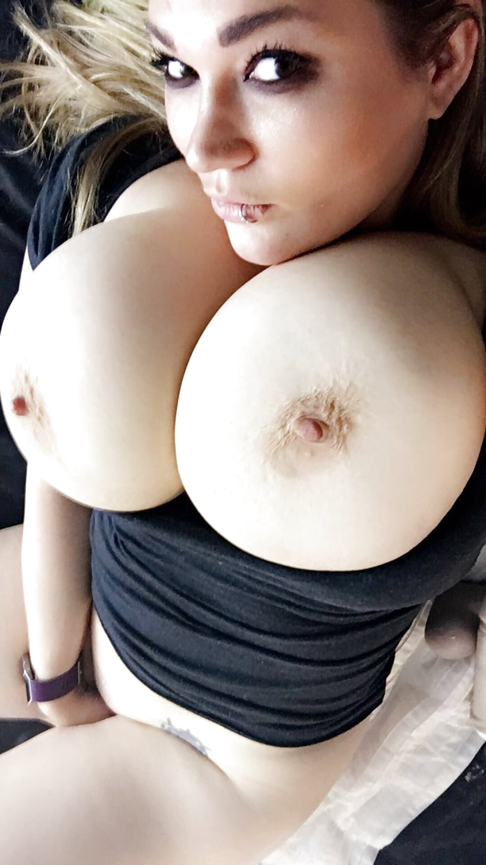 Nothing but tits