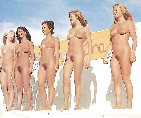beauty contest hairy naked girls
