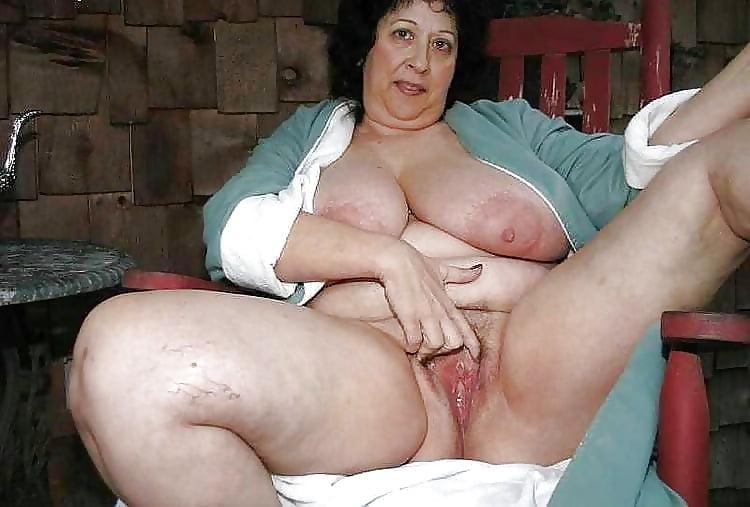 Порно пожилые полные женщины — img 4