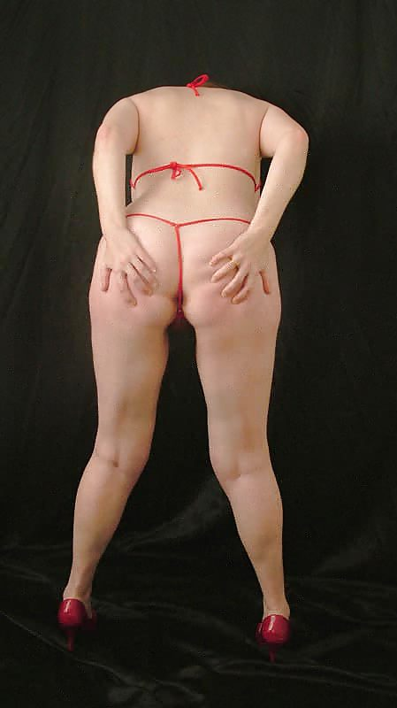 ass String pics bikini