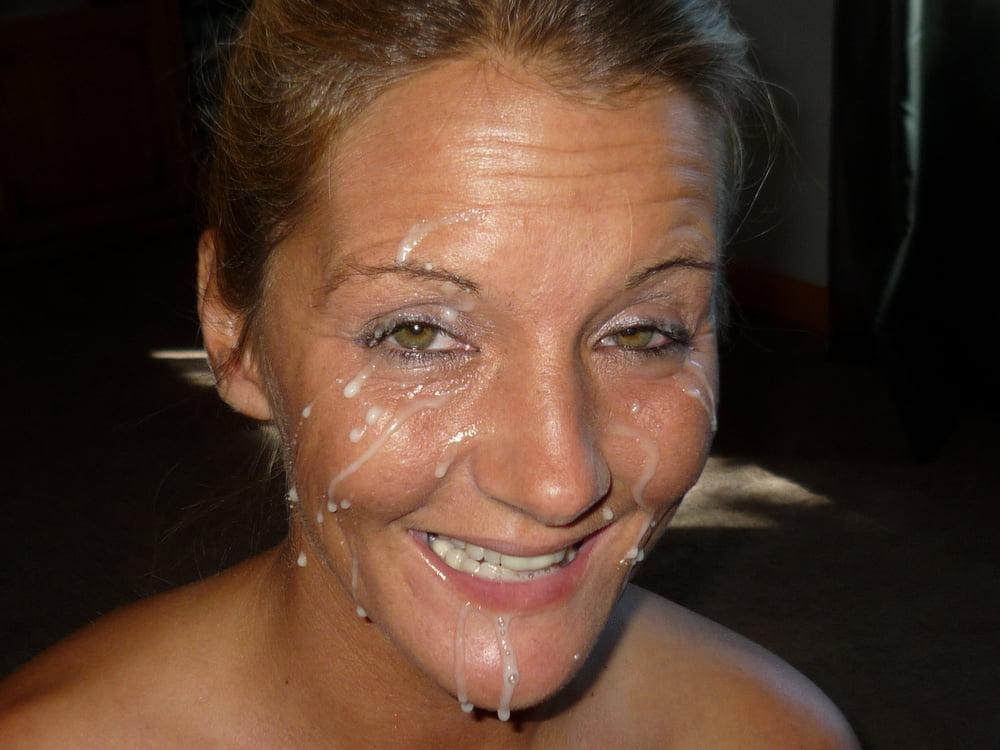 German Facial Slut Melanie - 97 Pics