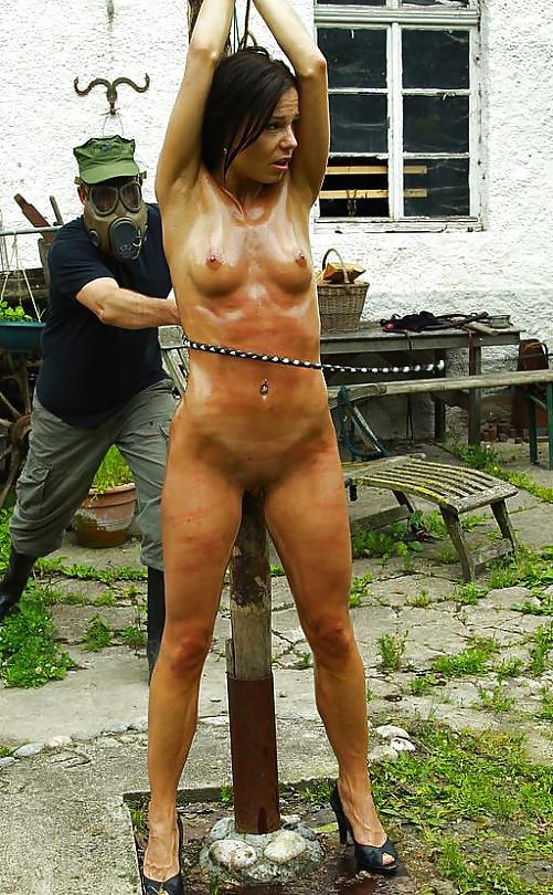 избиение голых девушек фото - 4