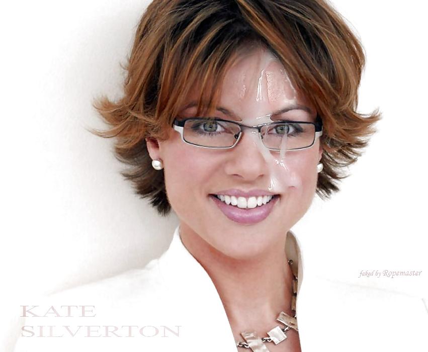 Kate Silverton Facial Fakes 1 - 9 Pics - Xhamstercom-9698