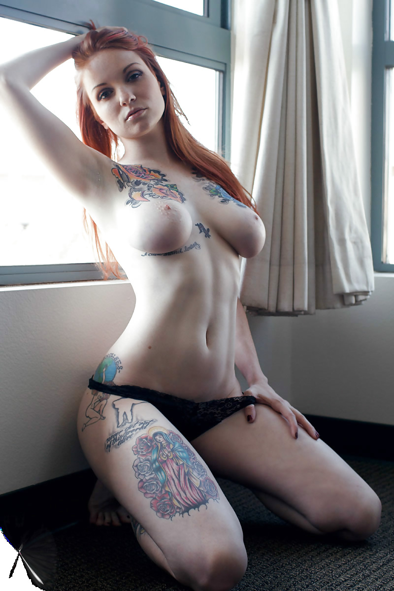 Brewster naked tattoos sg nude