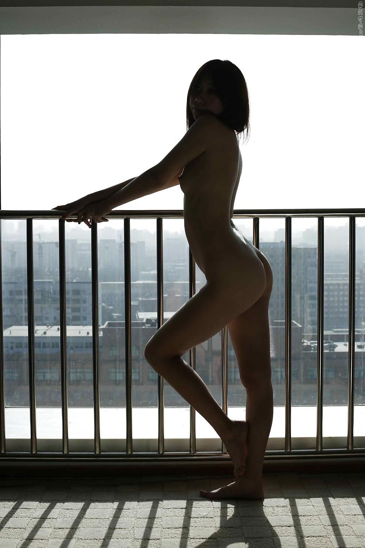 Beautiful girl asian nude-8787