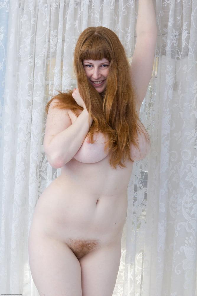 Busty Redhead Chloe B - 147 Pics