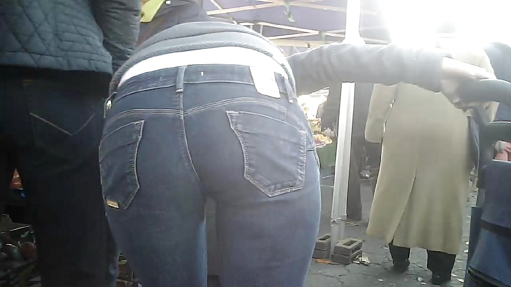 Sexy tight jeans porn-7817