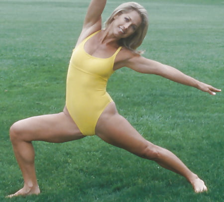 Denise austin ass pics