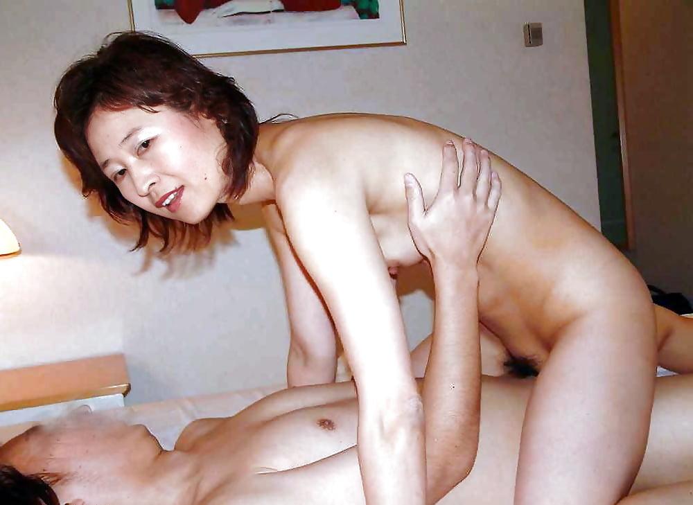 Asian shared wife