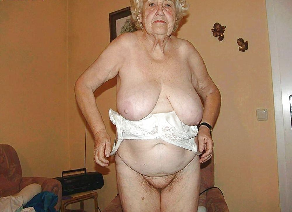 Oldest grannies nude