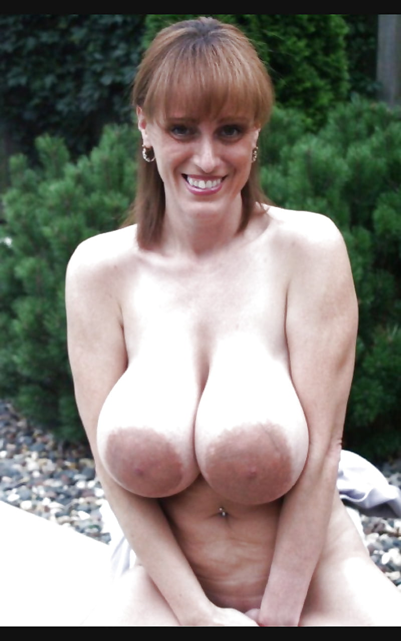 мамочки с большими висячими сиськами эро фото настала
