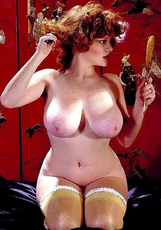 Lisa De Leeuw  nackt
