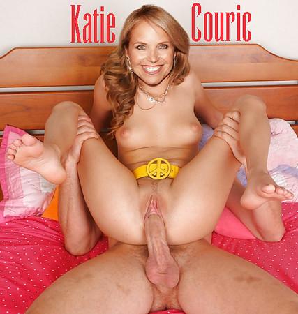 Katie couric fucking