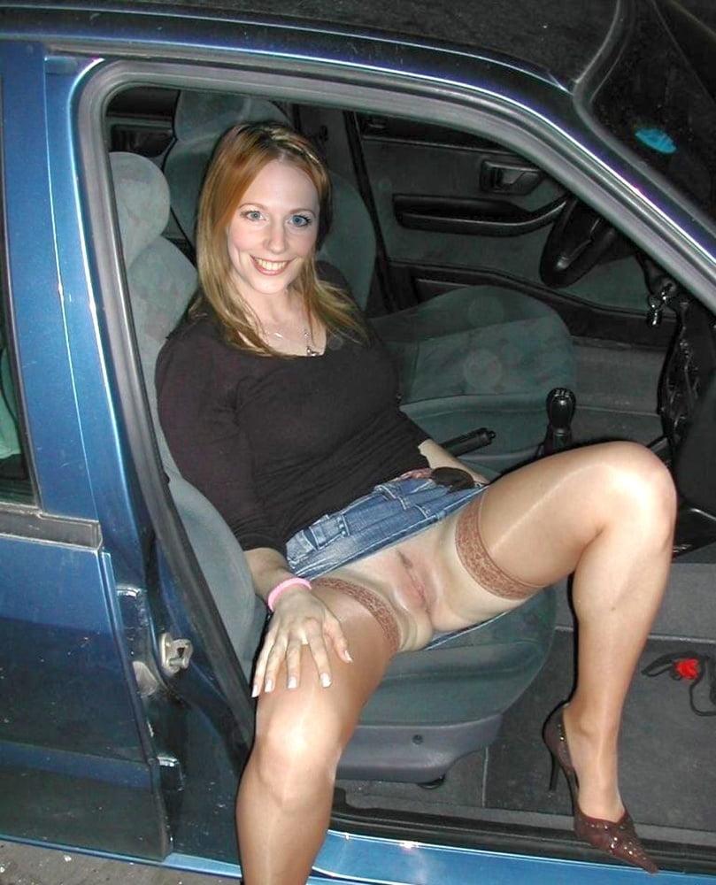 Parkplatz ficken auf Lasse mich