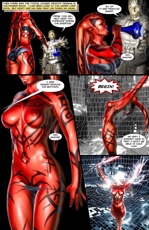 Erotic Starwars - Darth Talon Twilek 2 - 40 Pics -3506