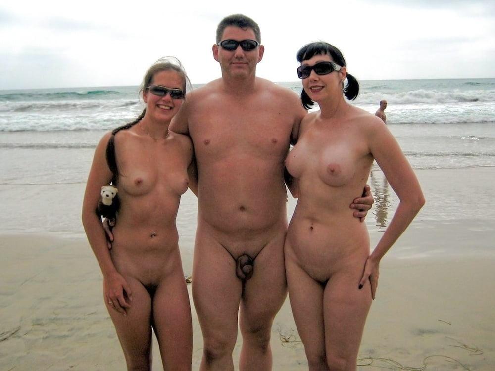 Tiny dick nude beach