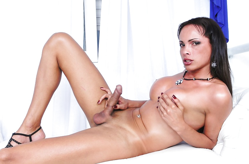 Shemales Get Pussy Sheron Fox Shemale Porn Photo