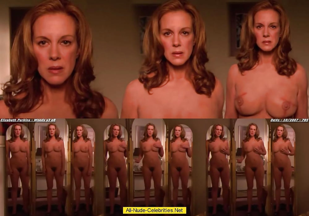 Joely fisher breast size