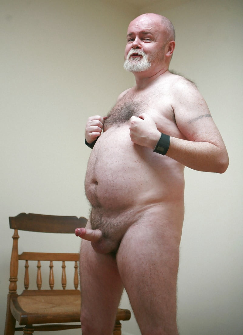 Fat Old Men With Big Balls And Cock