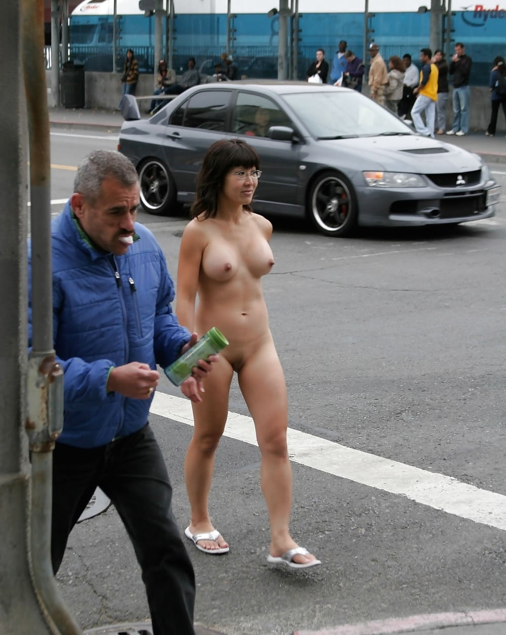 Public Naked Lesbians