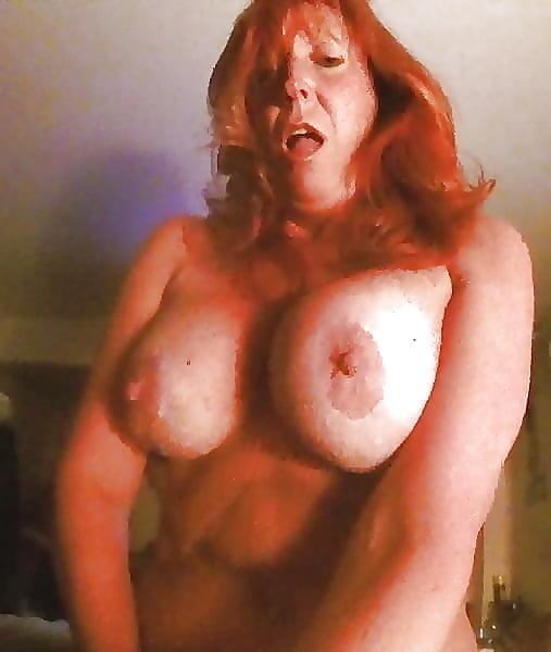 Busty milf orgasm-7236