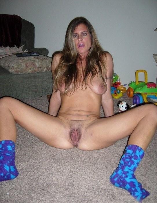 Girl home strip