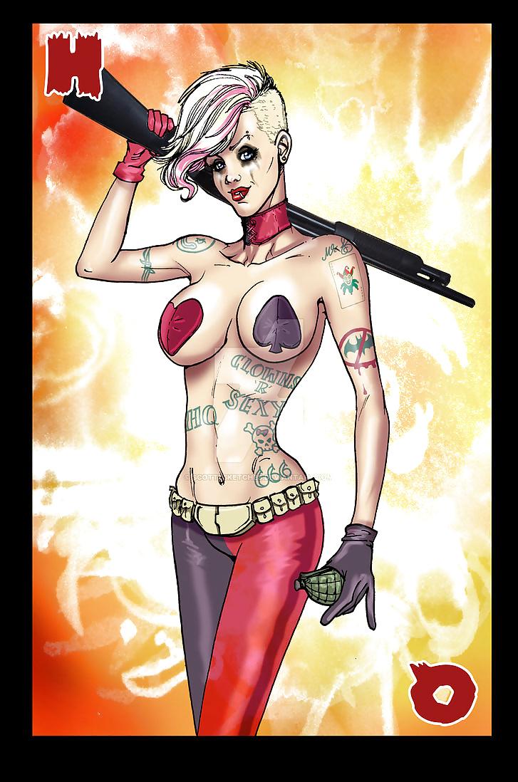 comicbookgirl19 sexy