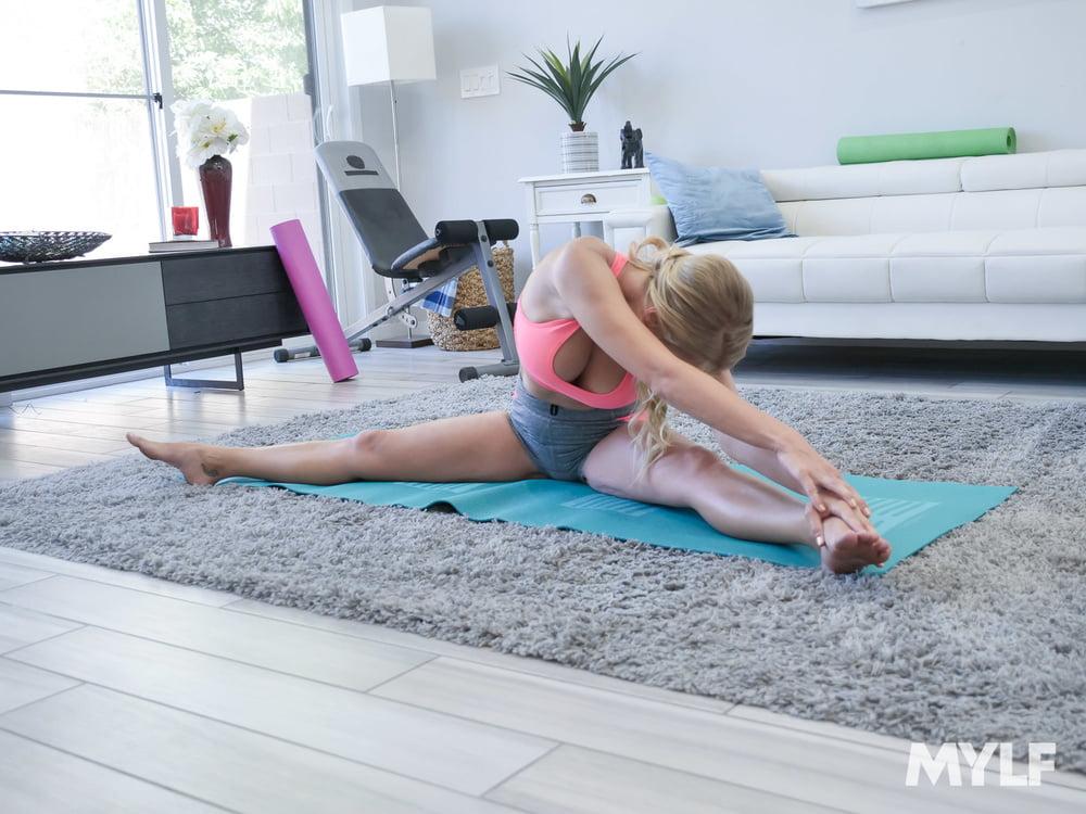 Katie Morgan - After Yoga - 196 Pics