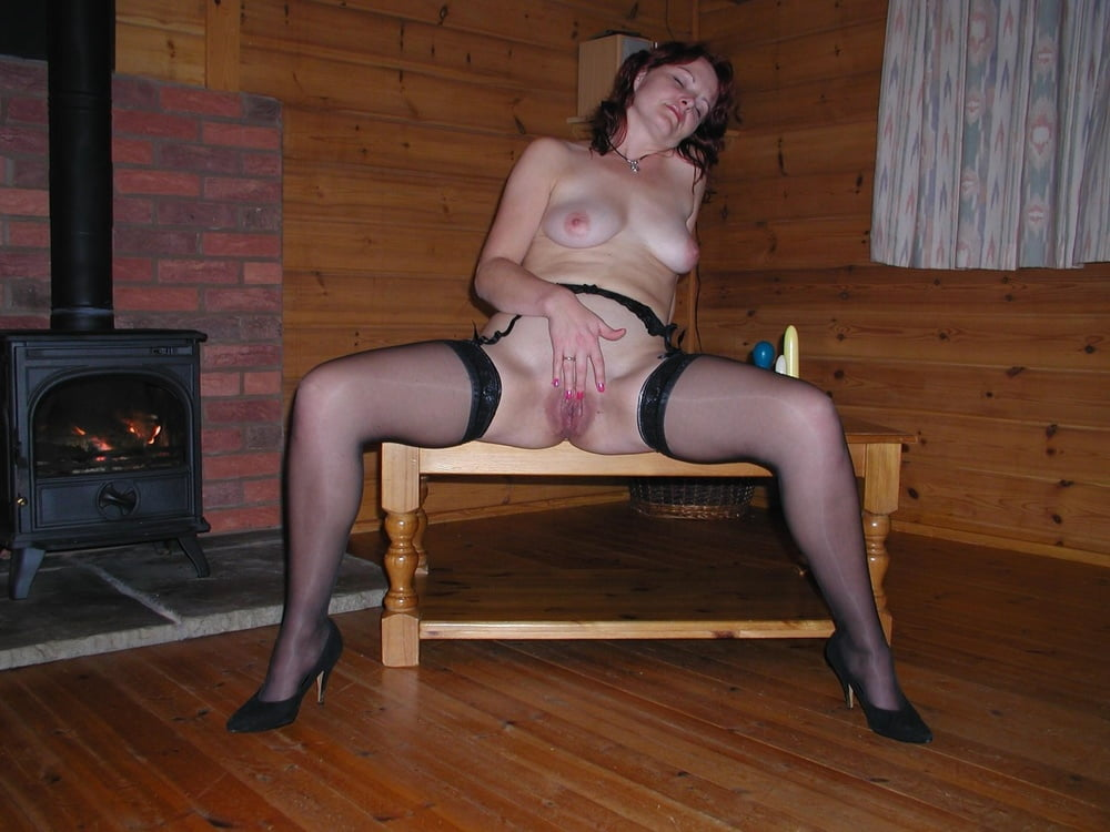Mature forced to undress