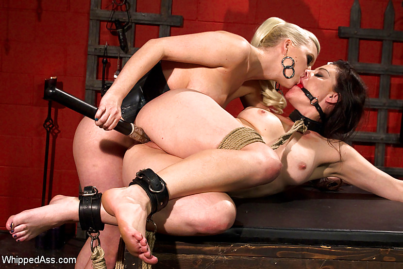 Jennifer dark in wild lesbian fetish bondage fucking mother fucker blog
