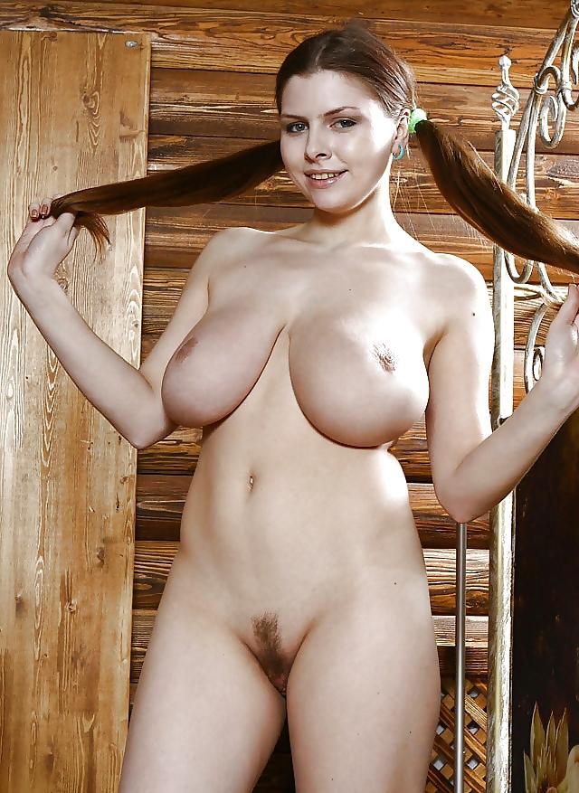 boobs bush Big bigger