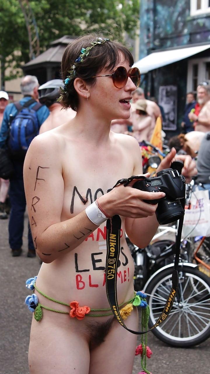 2017 Naked Bike Ride Mix Some Bush - 60 Pics  Xhamster-4128