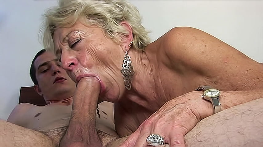Cum loving, cream eating grannys