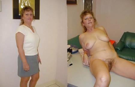 Fat wife in mini skirt in wal mart
