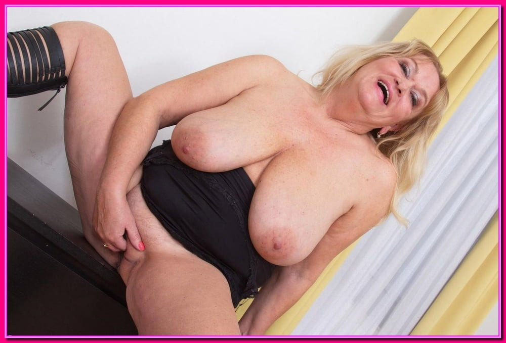 Large breasted mature video — 1